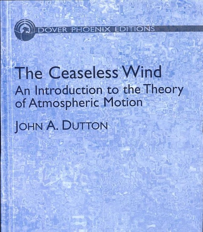 The Ceaseless Wind book cover