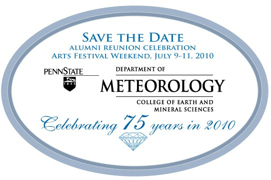 75th Anniversary Save the Date Logo