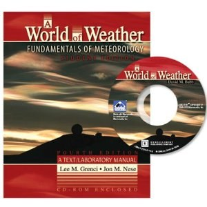 A World of Weather book cover image