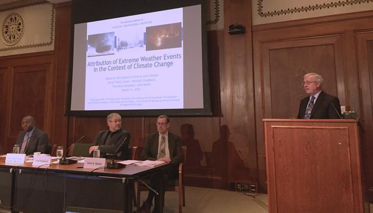 Penn State professor David Titley