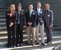EMS boasts five student entrants and keynote speaker at capitol event