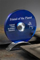 Mann, Alley receive first ever Friend of the Planet award