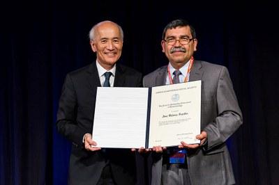 Fuentes AMS Award 2018
