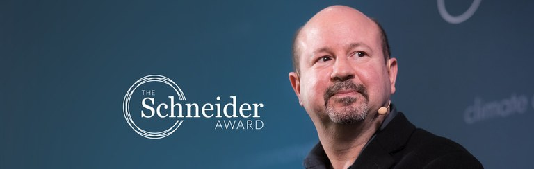 Mike Mann Schneider Award 2017