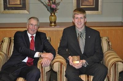 Chris Slocum - 2010 Ellen Steidle Award winner