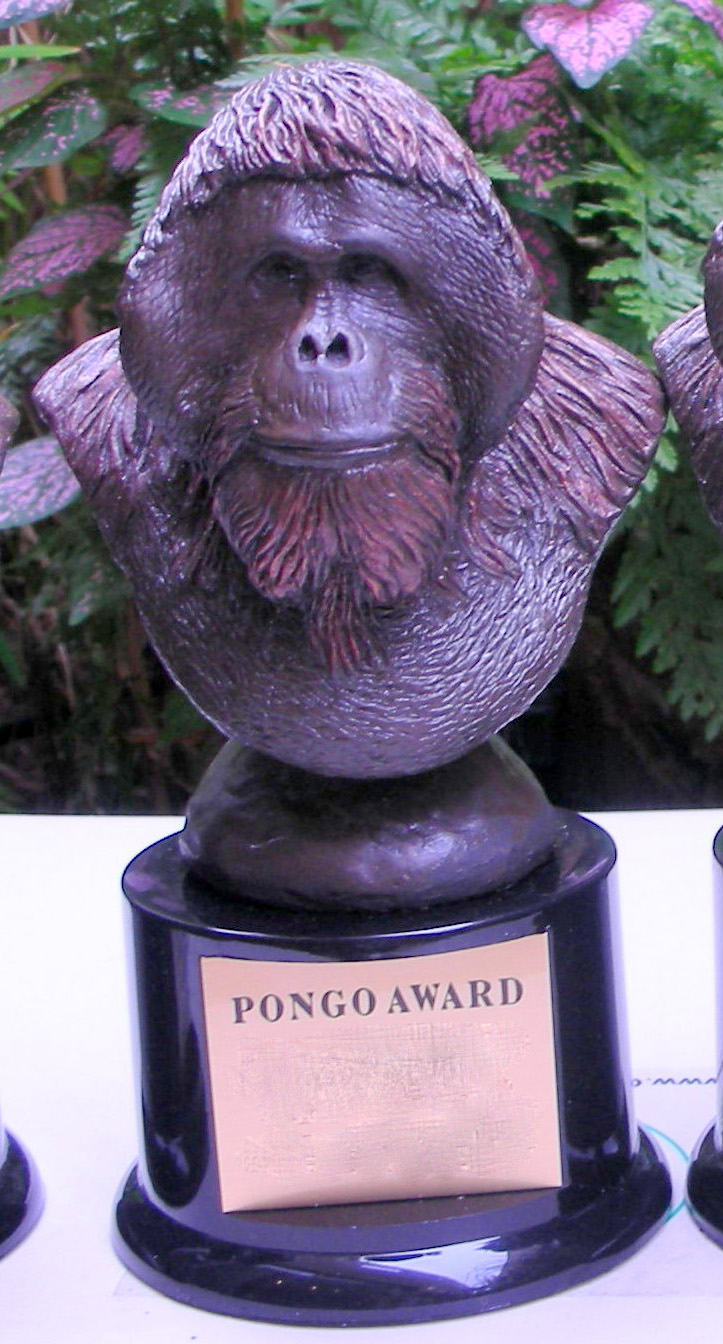 Pongo Award, Mike Mann 2014