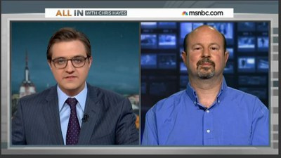 Mike Mann/Chris Hayes interview