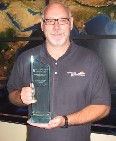 Bob Ziegler NADP Award