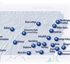 UP Campuses Image