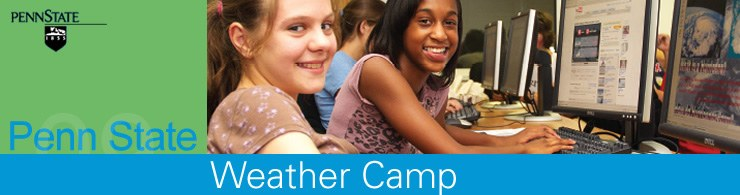 Weather Camp Logo